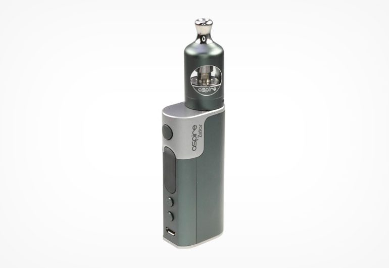 Aspire Zelos E-Zigarette mit Display