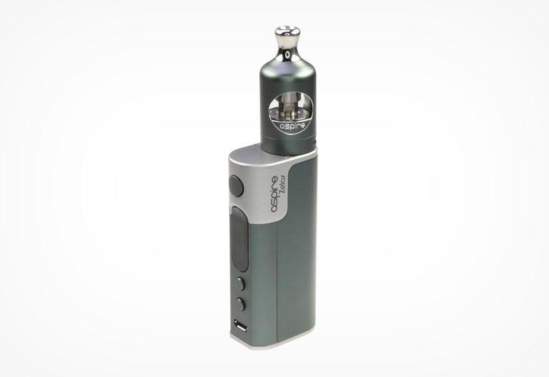 Aspire Zelos E-Zigarette mit Display