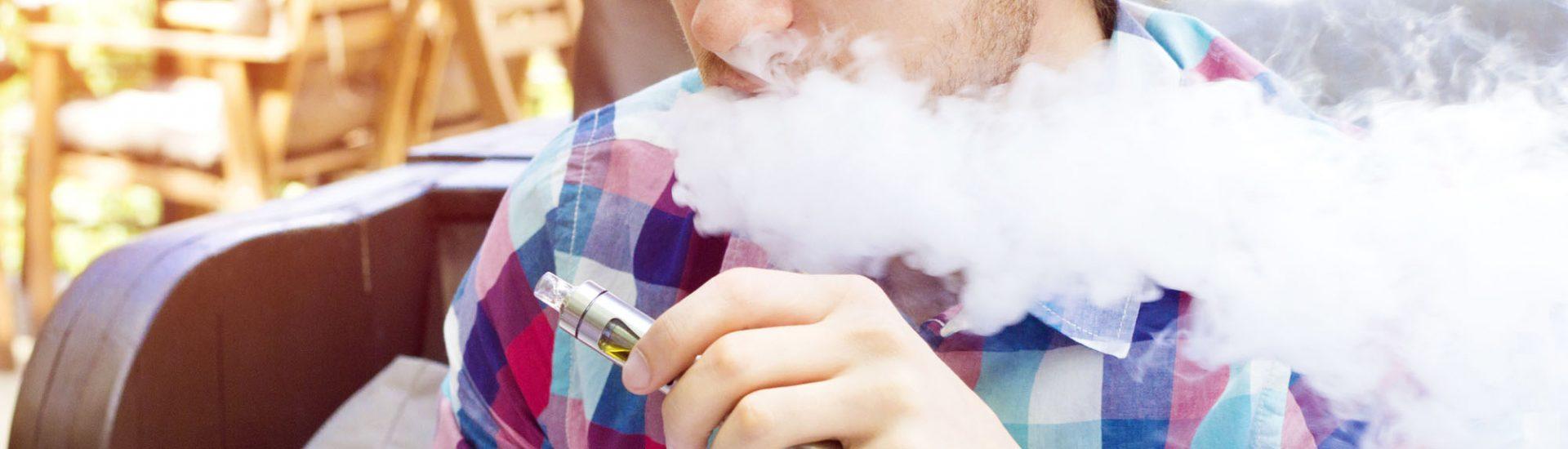 E-Zigarette rauchen: Richtige Zugtechnik, Zugwiderstand