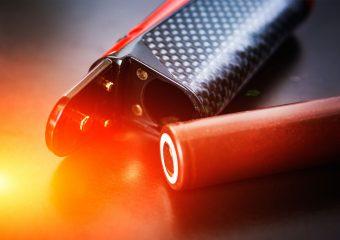 E-Zigaretten Akkus: Top 3 Modelle – Worauf sollte man achten?