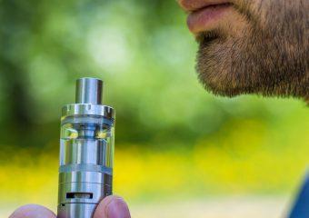 Mit E-Zigaretten zum Nichtraucher werden